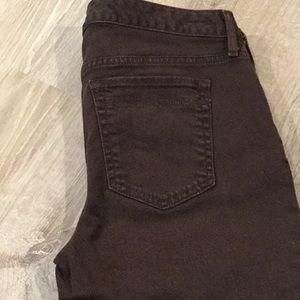 🔴 Eddie Bauer~~Brown Skinny Jeans~~🔴